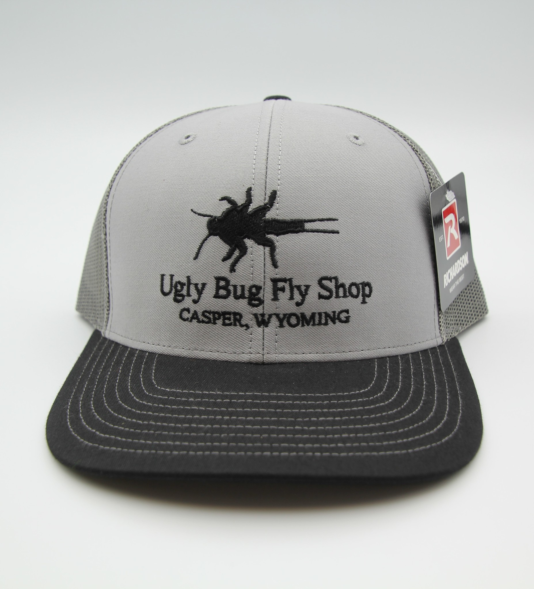 cd81eb2a743c6 RICHARDSON 112FP WITH UGLY BUG CASPER WYOMING ON FRONT - Ugly Bug ...