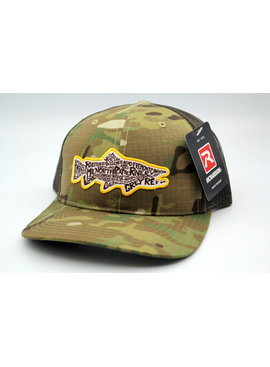 RICHARDSON RICHARDSON 862 MULTICAM ORIGINAL/COYOTE BROWN CAMO