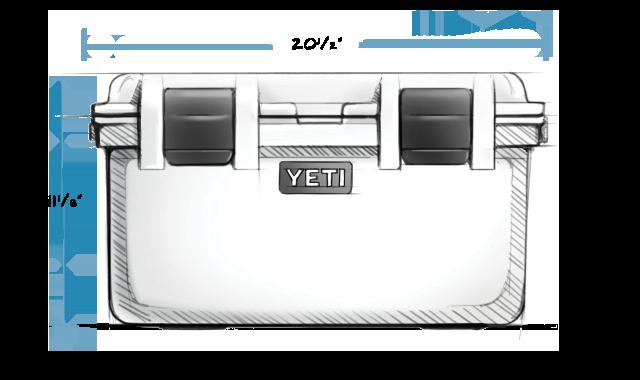 Yeti YETI GOBOX 30