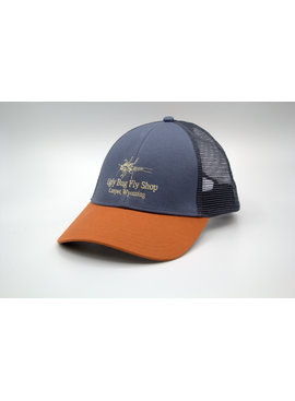 Simms Fishing Products SIMMS CBP TRUCKER STORM WITH UGLY BUG LOGO
