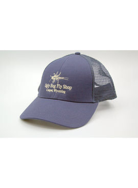 Simms Fishing Products SIMMS CBP TRUCKER DARK MOON WITH UGLY BUG LOGO