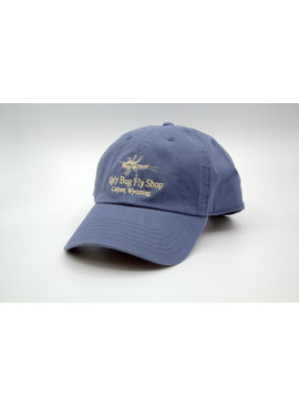 Simms Fishing Products SIMMS SINGLE HAUL HAT DARK MOON WITH UGLY BUG LOGO
