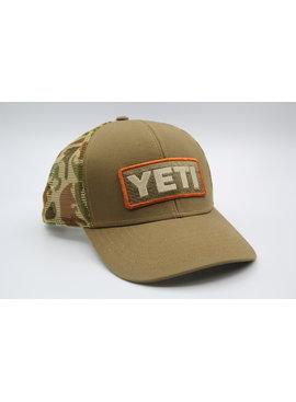 Yeti YETI CAMO MESH TRUCKER HAT
