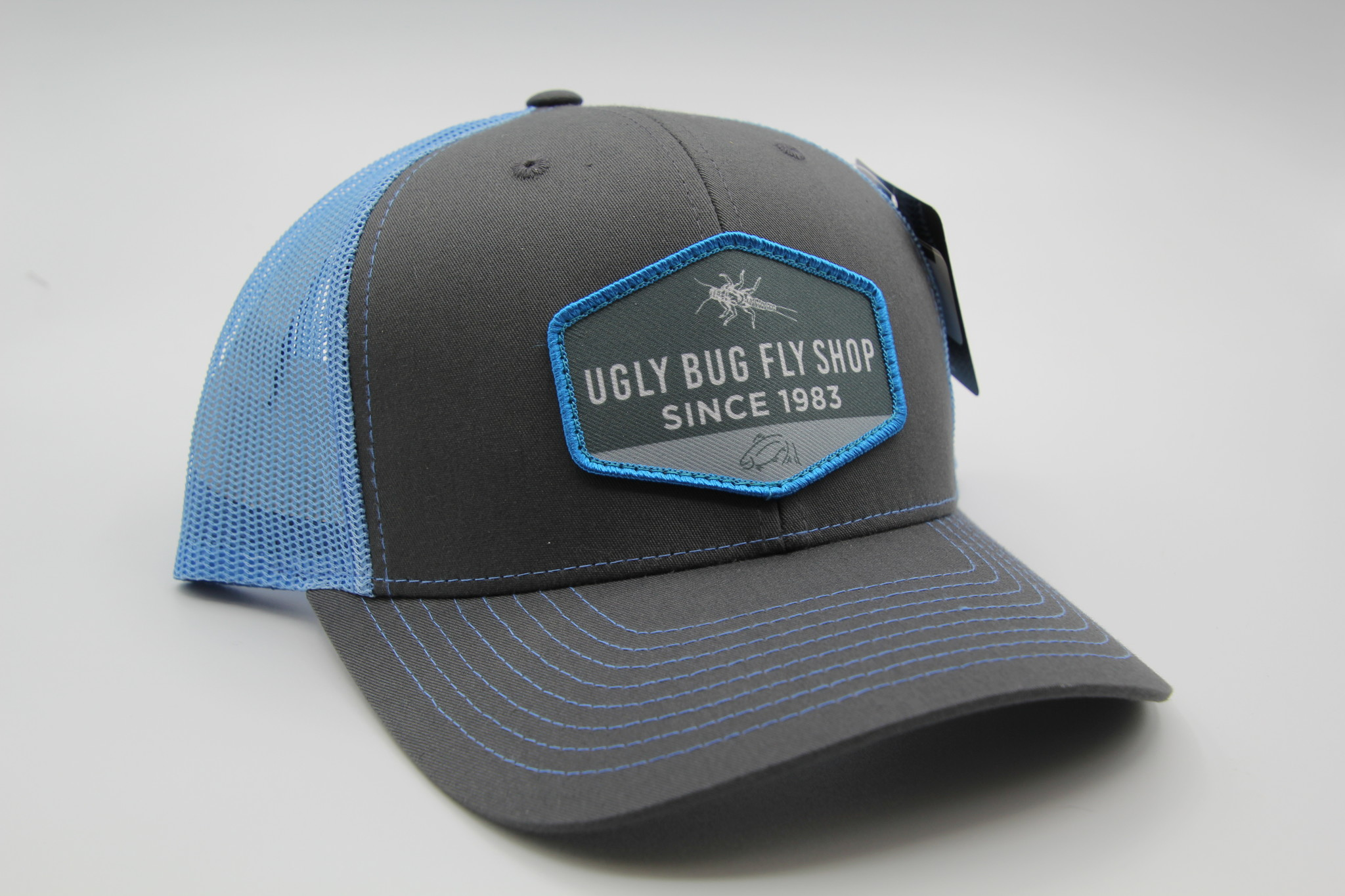 RICHARDSON RICHARDSON UGLY BUG FLY SHOP/CRAZY RAINBOW PATCH HAT