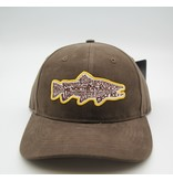 RICHARDSON RICHARDSON OUR RIVER TROUT PATCH HAT