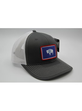 RICHARDSON RICHARDSON WYOMING FLAG PATCH HAT