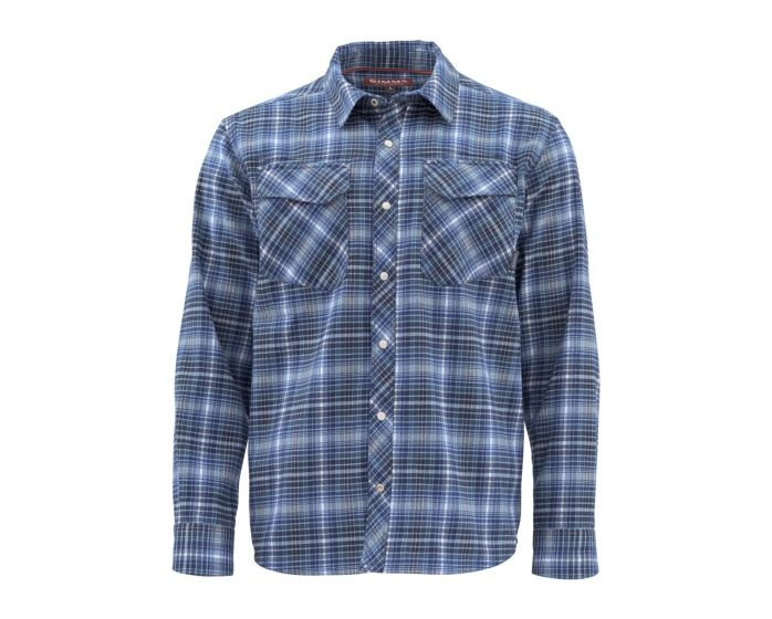 Simms Fishing Products SIMMS GALLATIN FLANNEL LS SHIRT