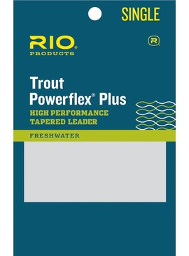 Sage RIO POWERFLEX PLUS 9FT LEADERS