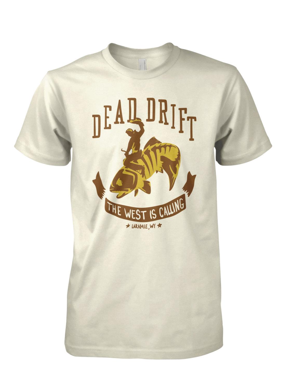 Dead Drift Dead Drift Fly Branded Tee