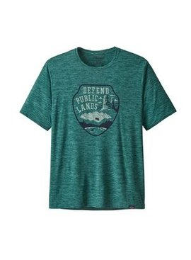 Patagonia Patagonia Men's Capilene® Cool Daily Graphic Shirt