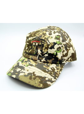 Simms Fishing Products Simms Single Haul Cap Crazy Rainbow Custom Hats River Camo