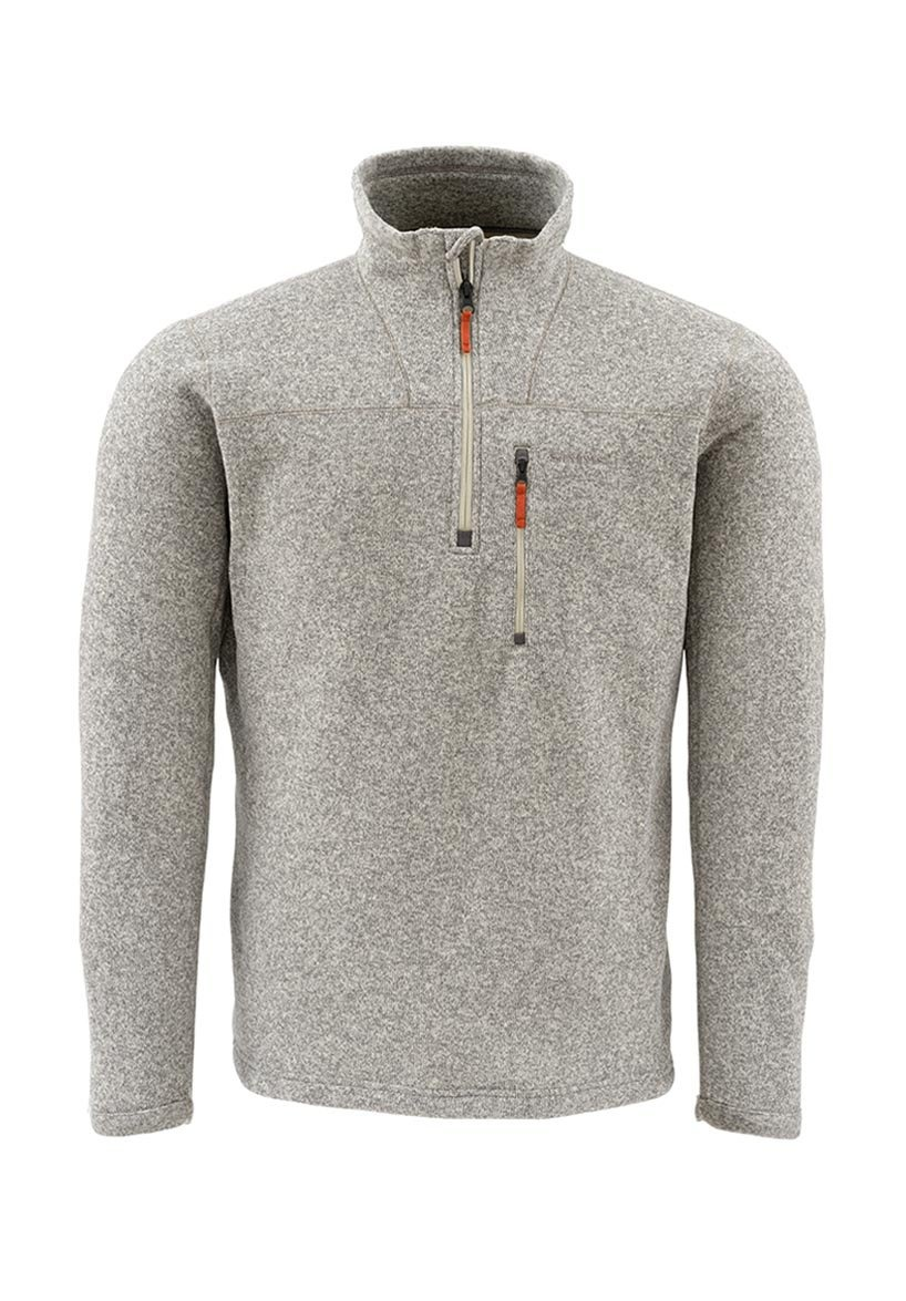 Simms Fishing Products SIMMS RIVERSHED SWEATER ON SALE