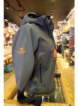 Simms Fishing Products SIMMS KATAFRONT HOODY WITH UGLY BUG LOGO SMALL