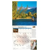 fly fishing dreams FLY FISHING DREAMS CALENDAR 2020