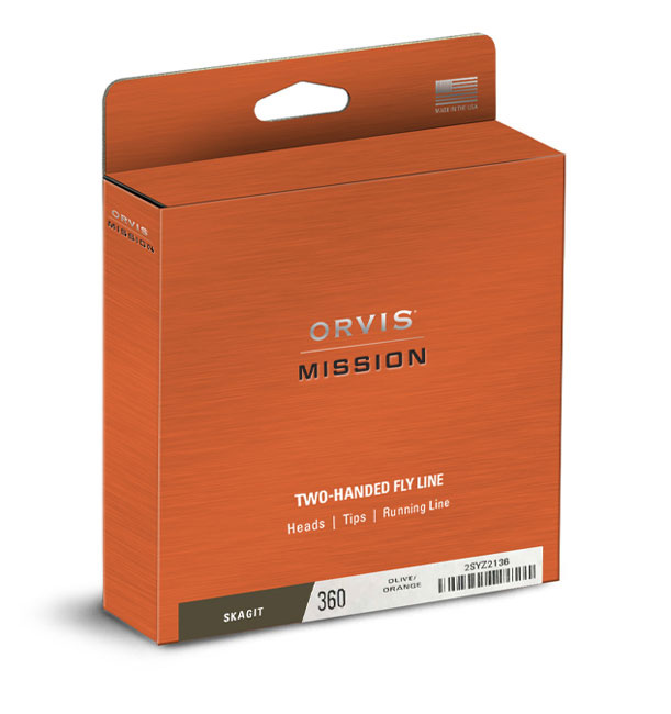 Orvis Company ORVIS MISSION SKAGIT FLY LINES