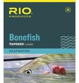 Rio RIO BONEFISH TAPERED LEADER 3 PACK 10FT