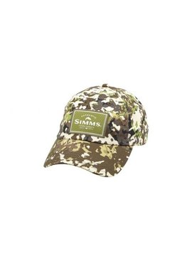 Simms Fishing Products Simms Single Haul Cap River Camo