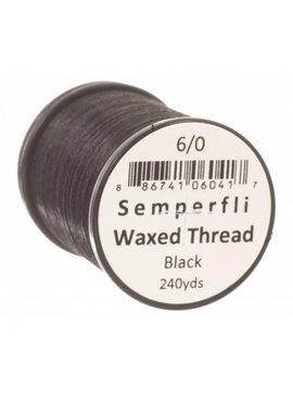 SEMPERFLI SEMPERFLI CLASSIC WAXED THREAD 240 YARDS