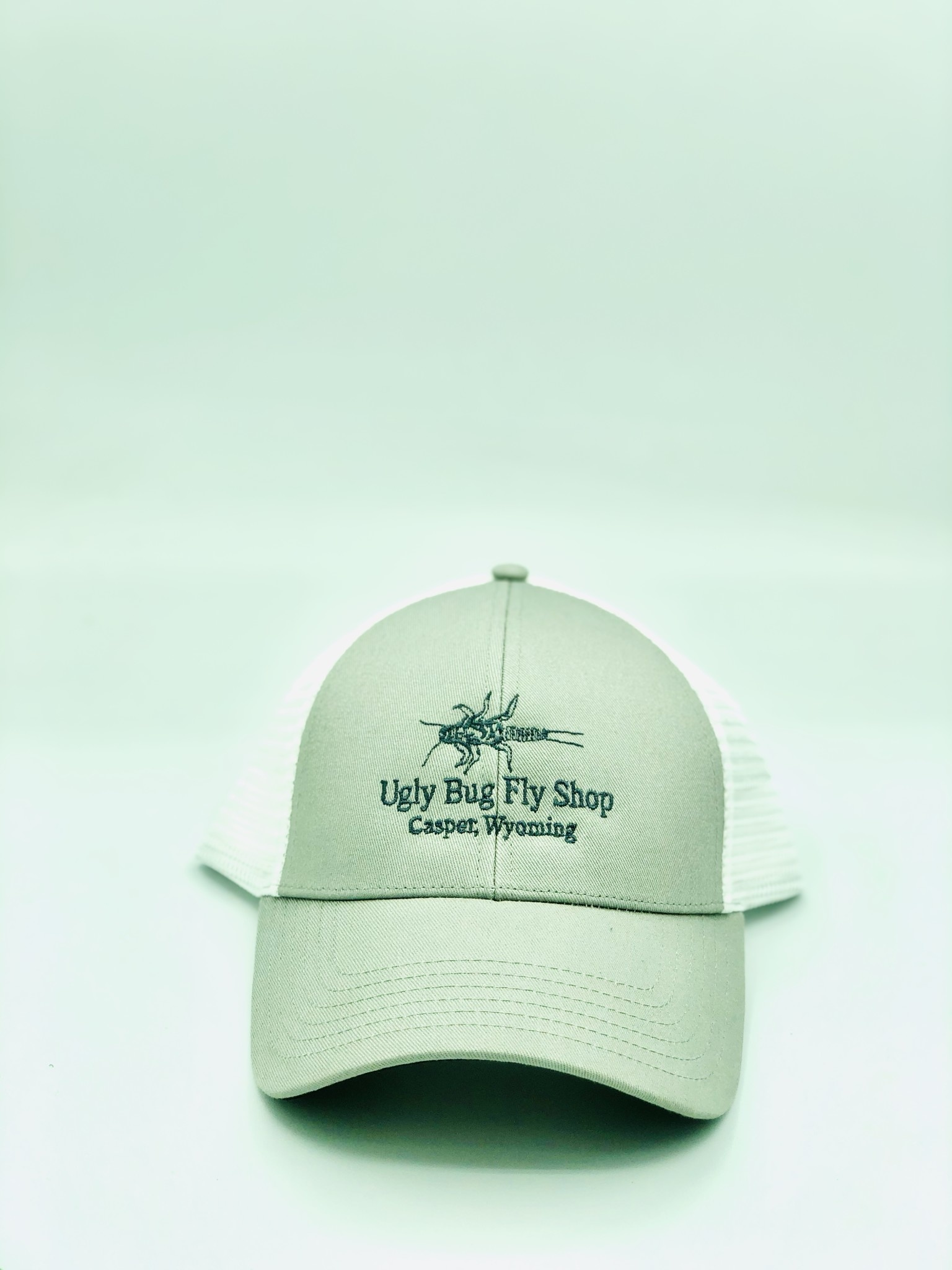 Simms Fishing Products Simms CBP Small Fit Trucker Custom Ugly Bug Hat