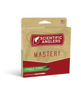 Scientific Anglers SCIENTIFIC ANGLERS MASTERY JUNGLE TITAN WF9F