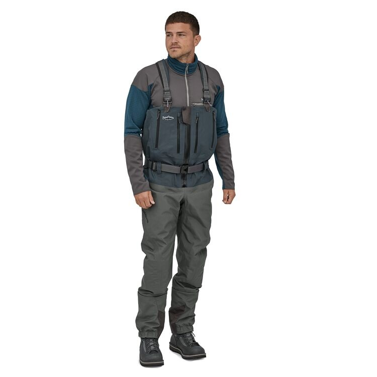 Patagonia MEN'S PATAGONIA SWIFTCURRENT EXPEDITION ZIP FRONT WADERS