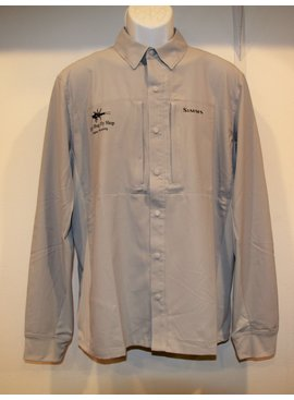 Simms Fishing Products SIMMS MEN'S INTRUDER BI COMP LONG SLEEVE SHIRT WITH UGLY BUG LOGO XXX-LARGE