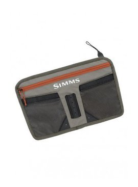 Simms Fishing Products SIMMS TIPPET TENDER WADER POUCH GREYSTONE