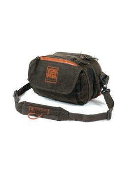 Fishpond Fishpond Blue River Chest/lumbar Pack- Peat Moss