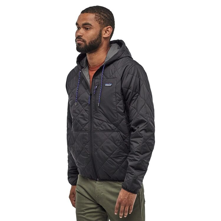 Patagonia Diamond Quilted Bomber Hoody