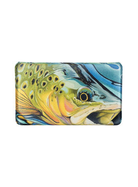 New Phase TROUT LYCRA EVA FLY BOX