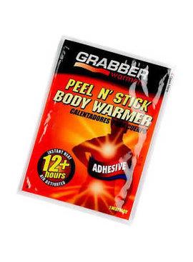 GRABBER GRABBER BODY WARMER - 12HR W/ADH.