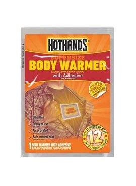 HOT HANDS HOT HANDS BODY WARMER W/ADHSIVE