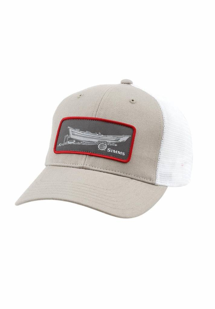 a88ad338ff5b8 SIMMS HIGH CROWN PATCH TRUCKER - Ugly Bug Fly Shop