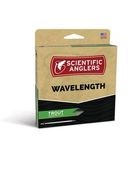 Scientific Anglers SCIENTIFIC ANGLERS WAVELENGTH TROUT DISCONTINUED