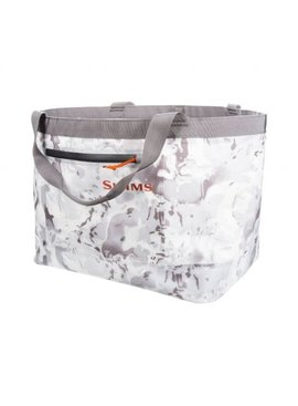 Simms Fishing Products DRY CREEK SIMPLE TOTE- 50L CLOUD CAMO GREY