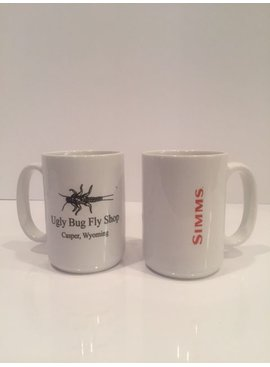 Simms Fishing Products SIMMS UGLY BUG LOGO MUG