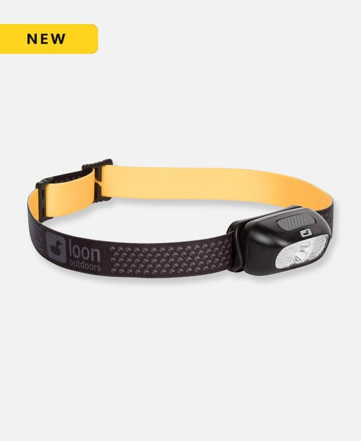 Loon Outdoors NOCTURNAL HEAD LAMP