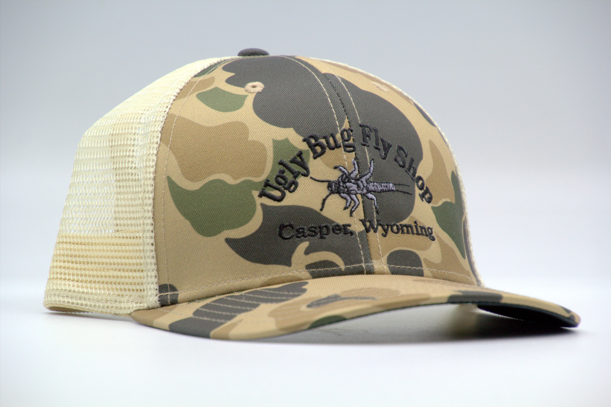 Orvis Company ORVIS CAMO UGLY BUG TRUCKER HAT