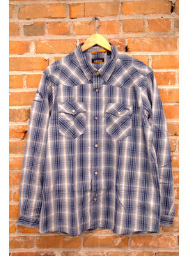 Orvis Company ORVIS GRANITE PEAKS SHIRT L/S WITH UGLY BUG LOGO