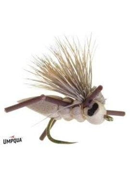 Umpqua Feather Merchants Charlie Boy Hopper Yellow Size 10