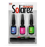 SOLAREZ SOLAREZ UV-CURE FLY-TIE RESIN PRO ROADIE KIT
