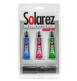 SOLAREZ SOLAREZ UV-CURE FLY-TIE RESIN ROADIE KIT