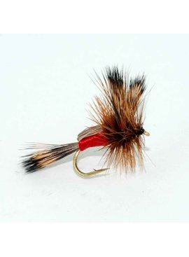 Ugly Bug Fly Shop Red Humpy