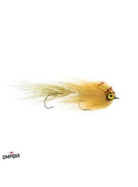 Umpqua Feather Merchants Double Fuego Mena