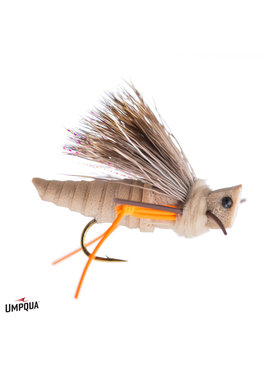 Umpqua Feather Merchants Masshopper Smitherman