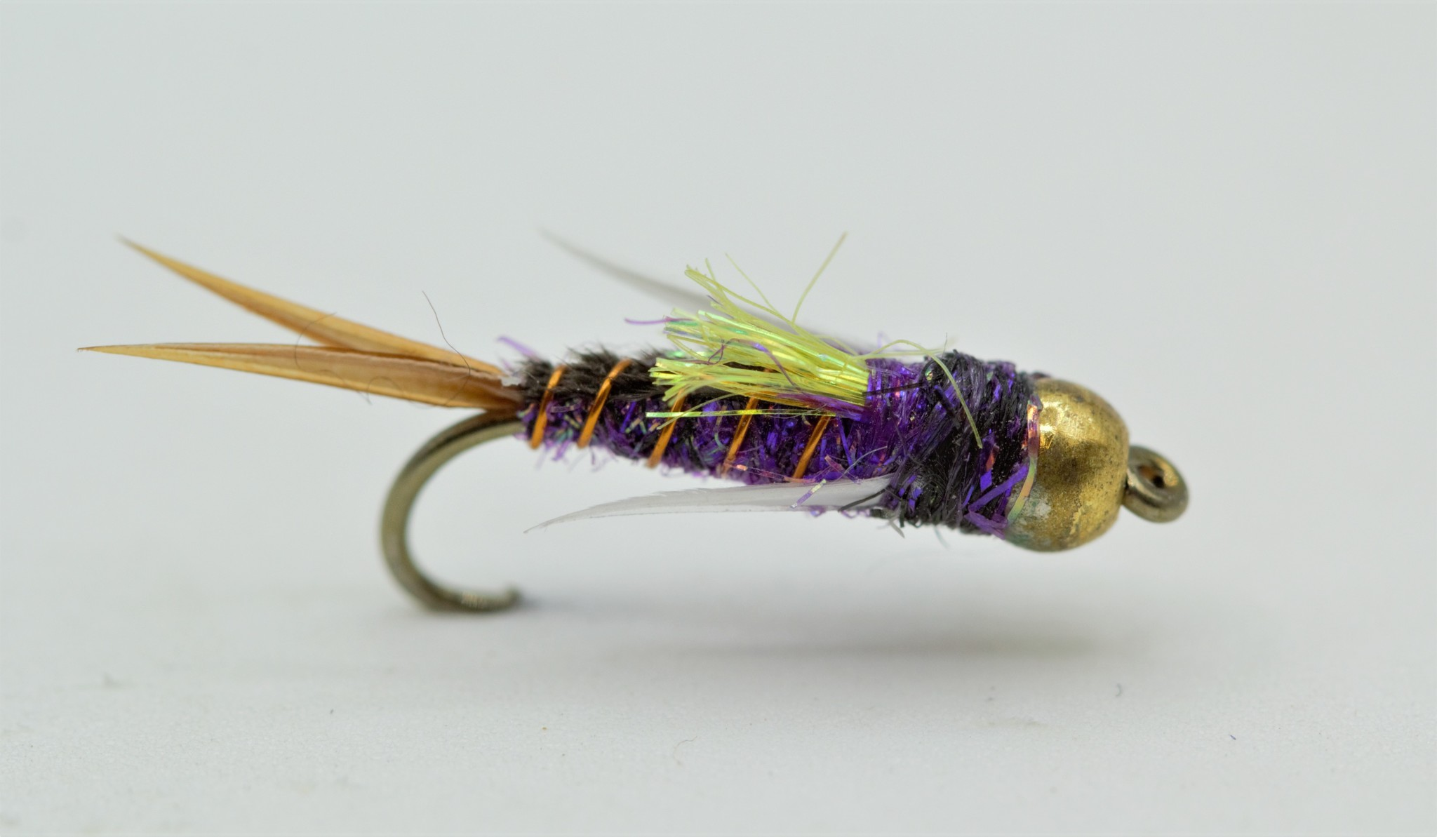 Ugly Bug Fly Shop Psycho Prince BH Purple
