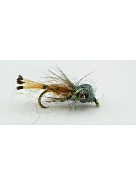 Ugly Bug Fly Shop Carp Coachman #8