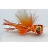 Ugly Bug Fly Shop Orange Popper #2