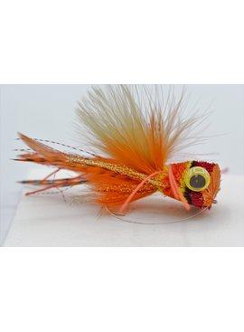 Ugly Bug Fly Shop Orange Popper #