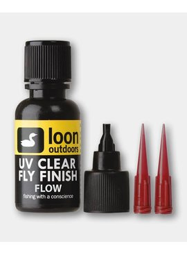 Loon Outdoors LOON UV CLEAR FLY FINISH 1/2 OZ
